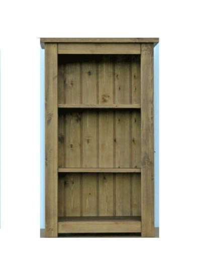 Hampshire Pine Bookcase 100x60cm