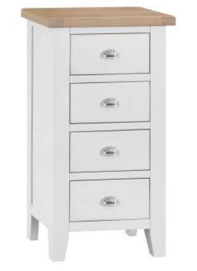 Iona 4 Drawer Narrow Chest